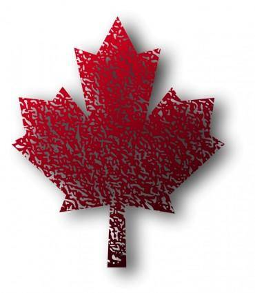 free vector Maple Leaf 6