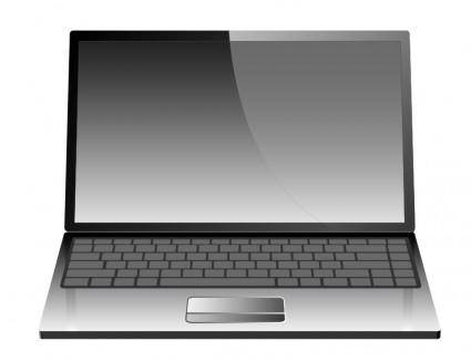 Vector laptop or notebook