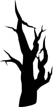 free vector Dead Tree