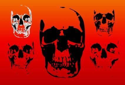 Free Skull Vectors