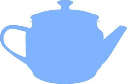 Teapot (silhouette) by Rones