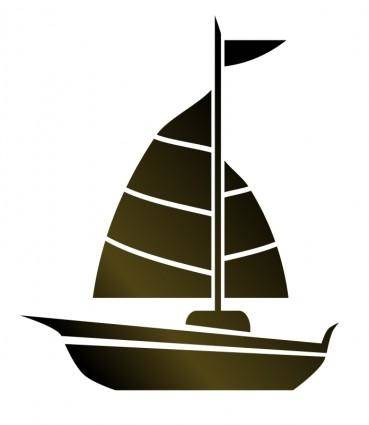 Simple Sailboat
