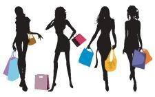 free vector Shopping attitude