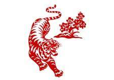 free vector Tiger