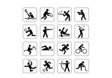free vector Sports icons