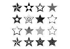 free vector Stars