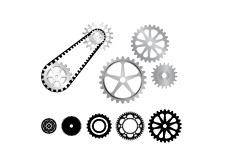 free vector Gearwheels