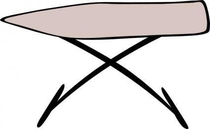 Ironing Board clip art