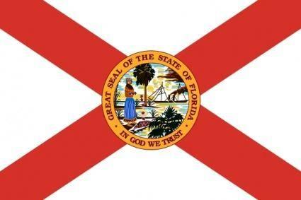 Usa Florida clip art