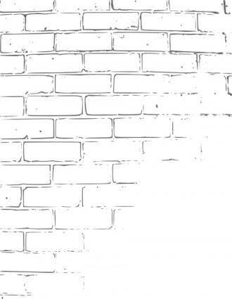 free vector Kattekrab Brick Wall Texture clip art