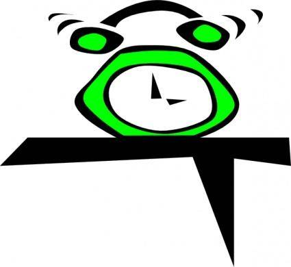 Alarm Clock Simple clip art