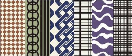 Vector traditional pictorial series  11-Tile Diwen