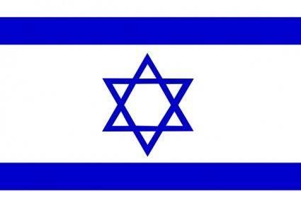 free vector Israel clip art