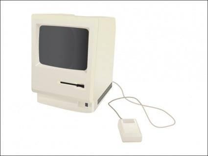 free vector Vector Macintosh
