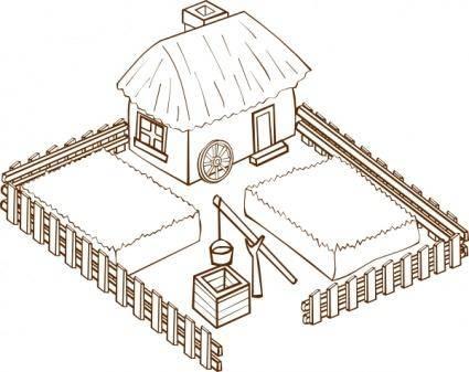 free vector Farm clip art
