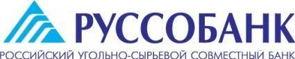 free vector Russobank logo