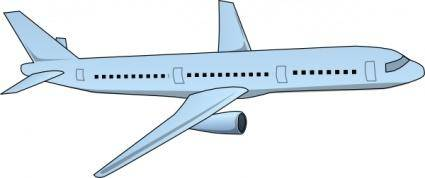 Aircraft Airplane clip art