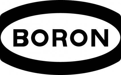 Boron logo