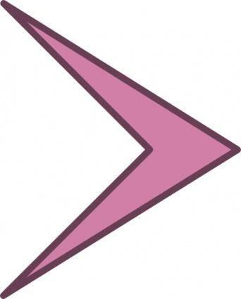 free vector Arki Arrow Right clip art