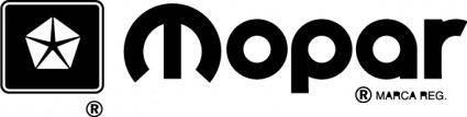 free vector Mopar logo