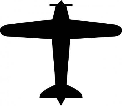 free vector Airplane clip art