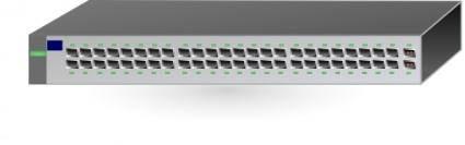 Ethernet Switch clip art