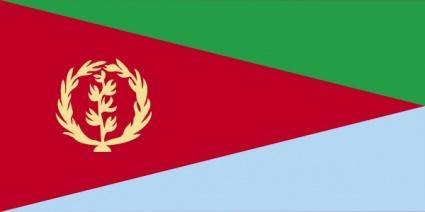 free vector Eritrea clip art