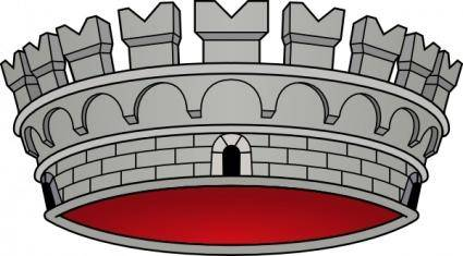 Crown Castle clip art