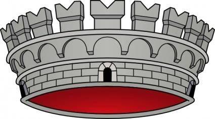 free vector Crown Castle clip art