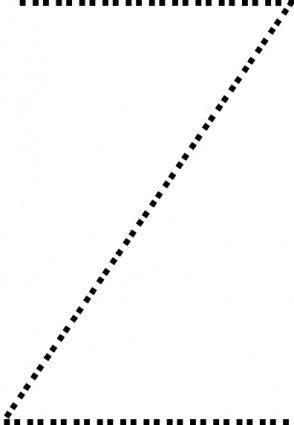 Capital Letter Z clip art