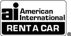 free vector American Int Rent a car
