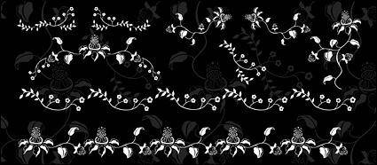 Vector background patterns-36