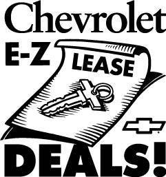 free vector Chevrolet Lease logo2