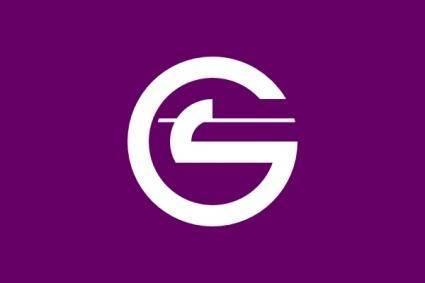 Flag Of Chofu Tokyo clip art