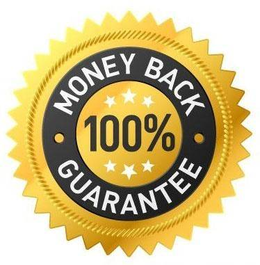 free vector Money back label