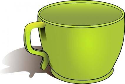 free vector Cup clip art