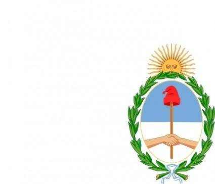 Coat Of Arms Of Argentina clip art