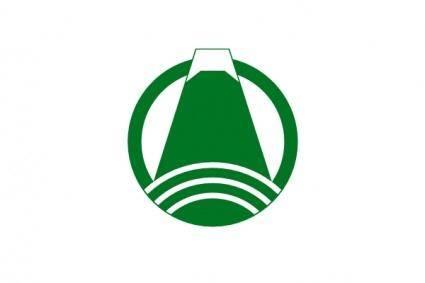 free vector Flag Of Fuji Shizuoka clip art