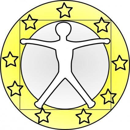 Euro clip art