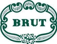 free vector Brut logo