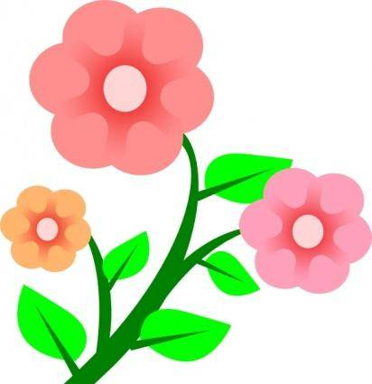 free vector Flowers Roses clip art