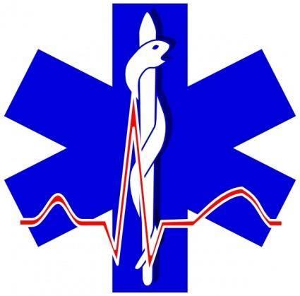 Paramedic Cross clip art