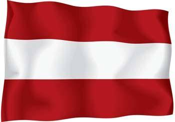 free vector Austria Flag Vector