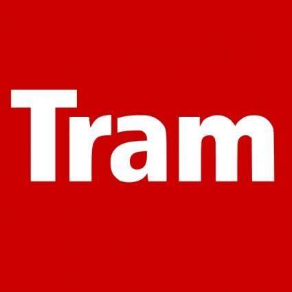 Tram Logo clip art