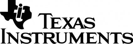 free vector Texas Instruments logo