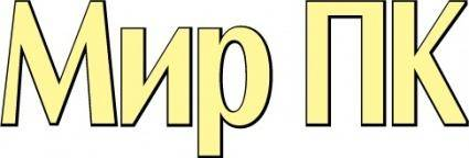Mir PK magazine logo