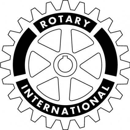 free vector Rotary International logo