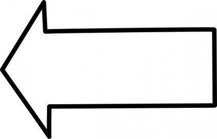 free vector Arrow08 4 clip art