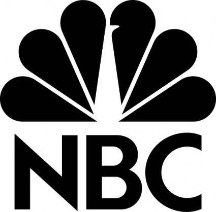 free vector NBC logo