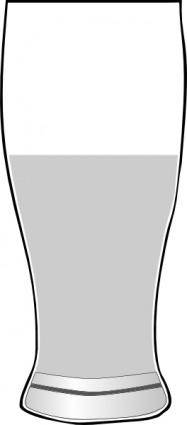 Glass Of Milk clip art
